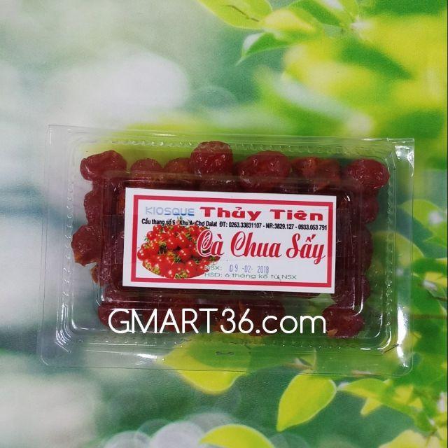 Cà chua sấy hộp 250gĐặc sản Đà Lạt
