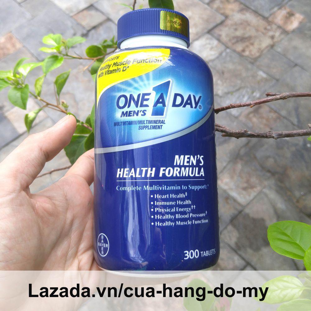 Vitamin tổng hợp cho nam giới Viên uống vitamin One...