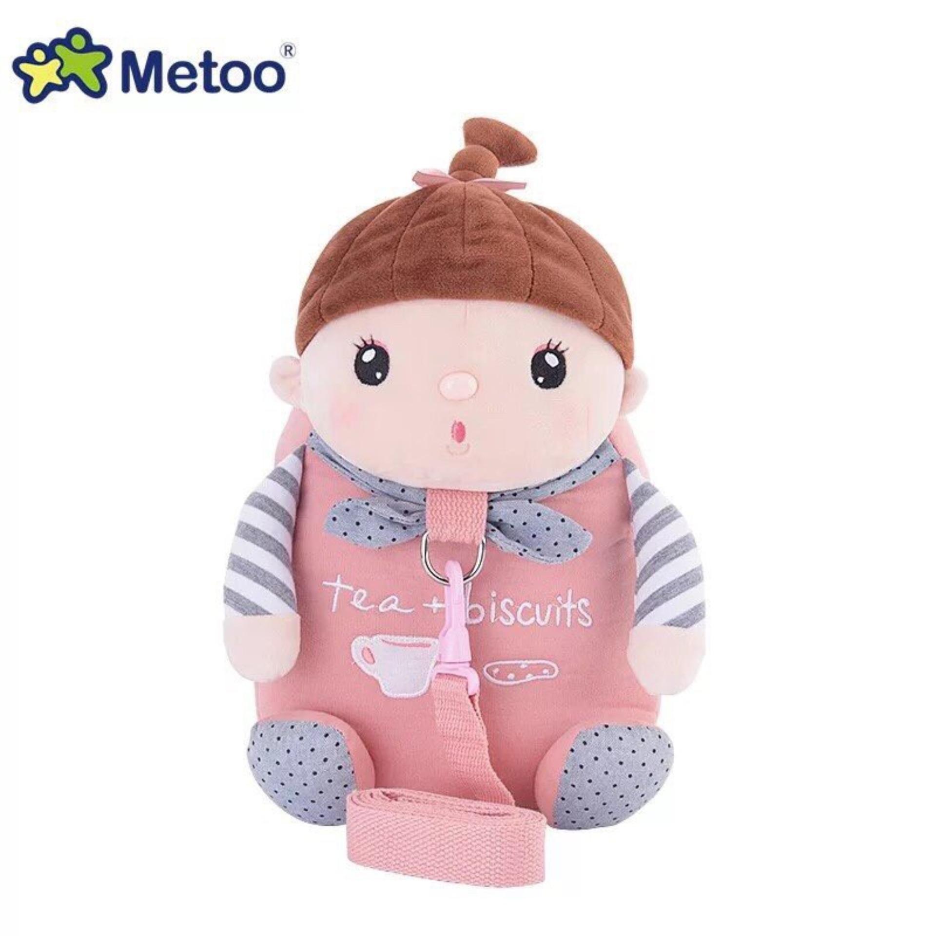 Balo dắt bé Metoo siêu xinh cho bé trai/bé gái
