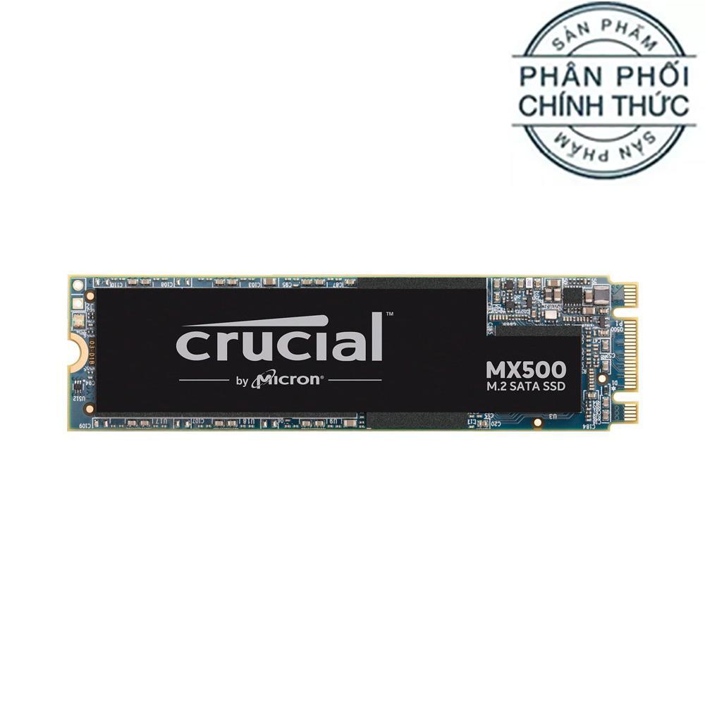 Ổ cứng SSD Crucial MX500 3D-NAND M.2 2280 SATA III 250GB (CT250MX500SSD4) - Hãng Phân Phối Chính Thức