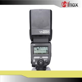 Đèn Flash Yongnuo YN685 Wireless For Canon thumbnail