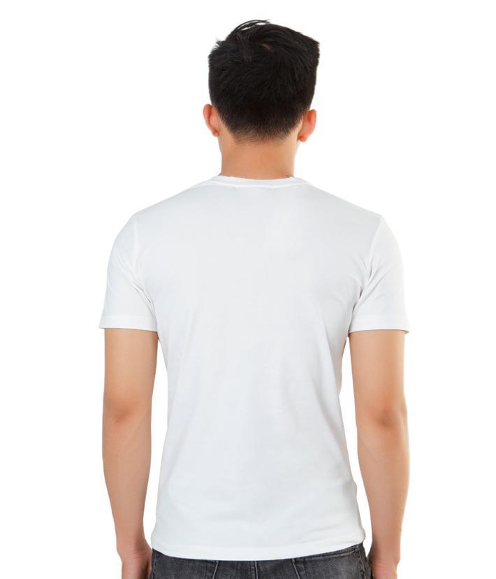 Áo thun nam trắng in hình Yasuo