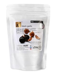 Tỏi đen AUM - 01 kg (cô đơn 1 tép nguyên vỏ) thumbnail