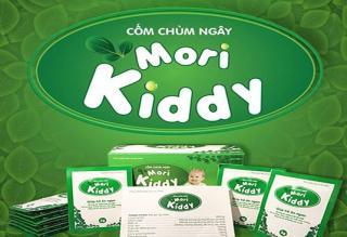 Cốm chùm ngây Mori Kiddy giúp bé ham ăn, cải thiên chiều cao, cân nặng thumbnail