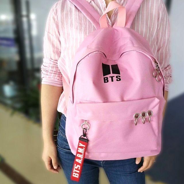 [GIÁ SỈ] Balo BTS thời trang nữ TN-184