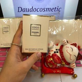 [ vial ] Nước hoa Chanel Coco Mademoiselle Intense EDP 1.5ml thumbnail