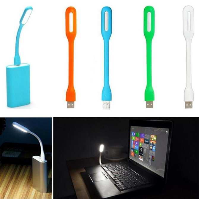Hình ảnh Bộ 02 Đèn LED USB tiện lợi