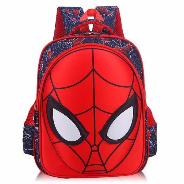 Ba lô hình siêu nhân nhện 3D cho bé