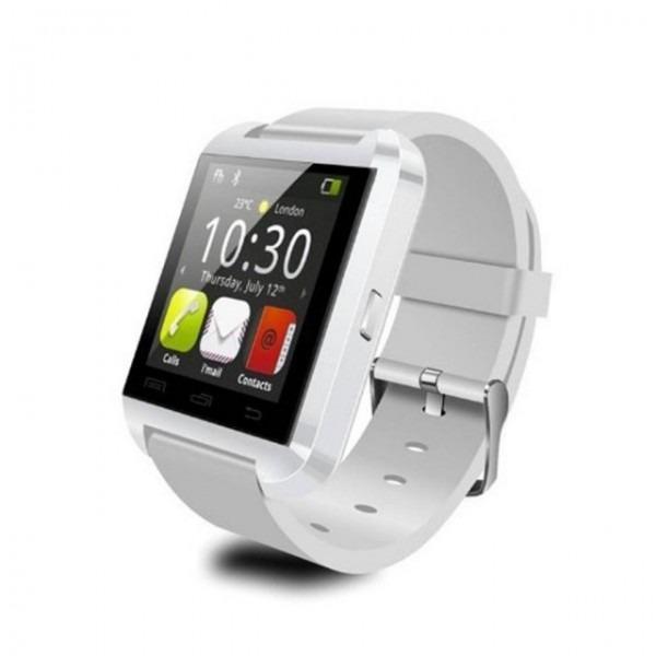Đồng hồ thông minh Smartwatch U8 PLUS (Trắng)