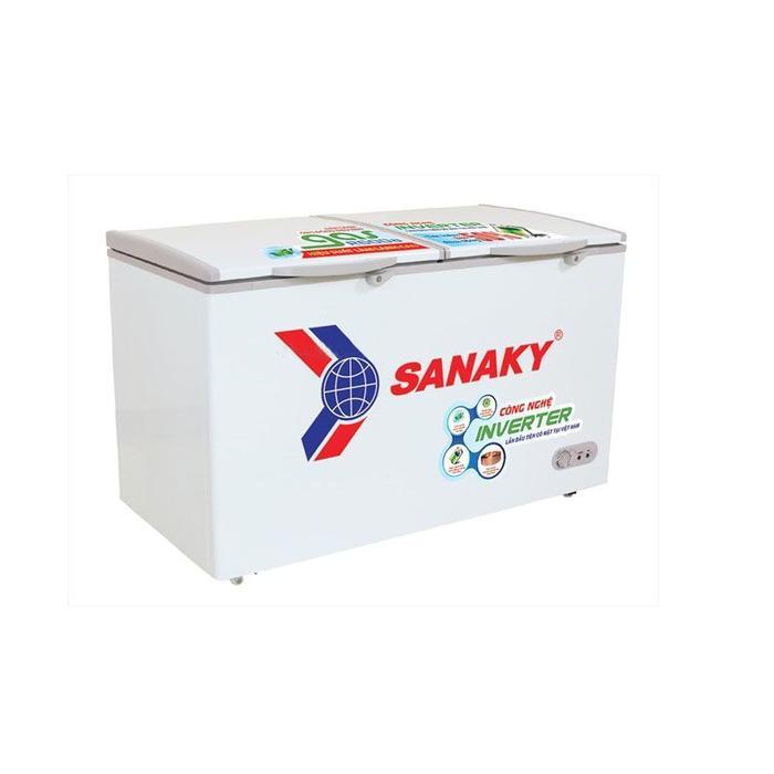 Tủ Đông,Mát SANAKY Inverter 220 Lít VH-2899W3