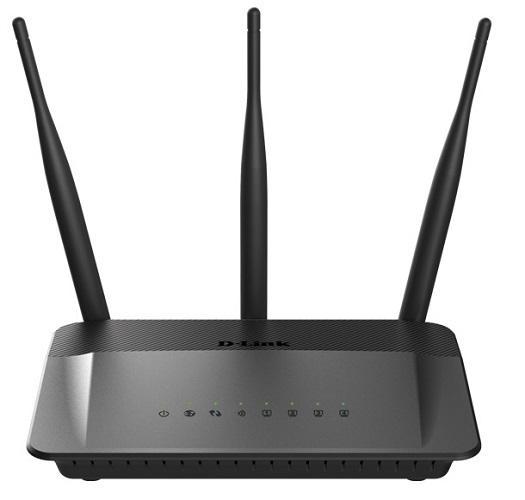 Wireless AC750 Dual Band Router D-Link DIR-809