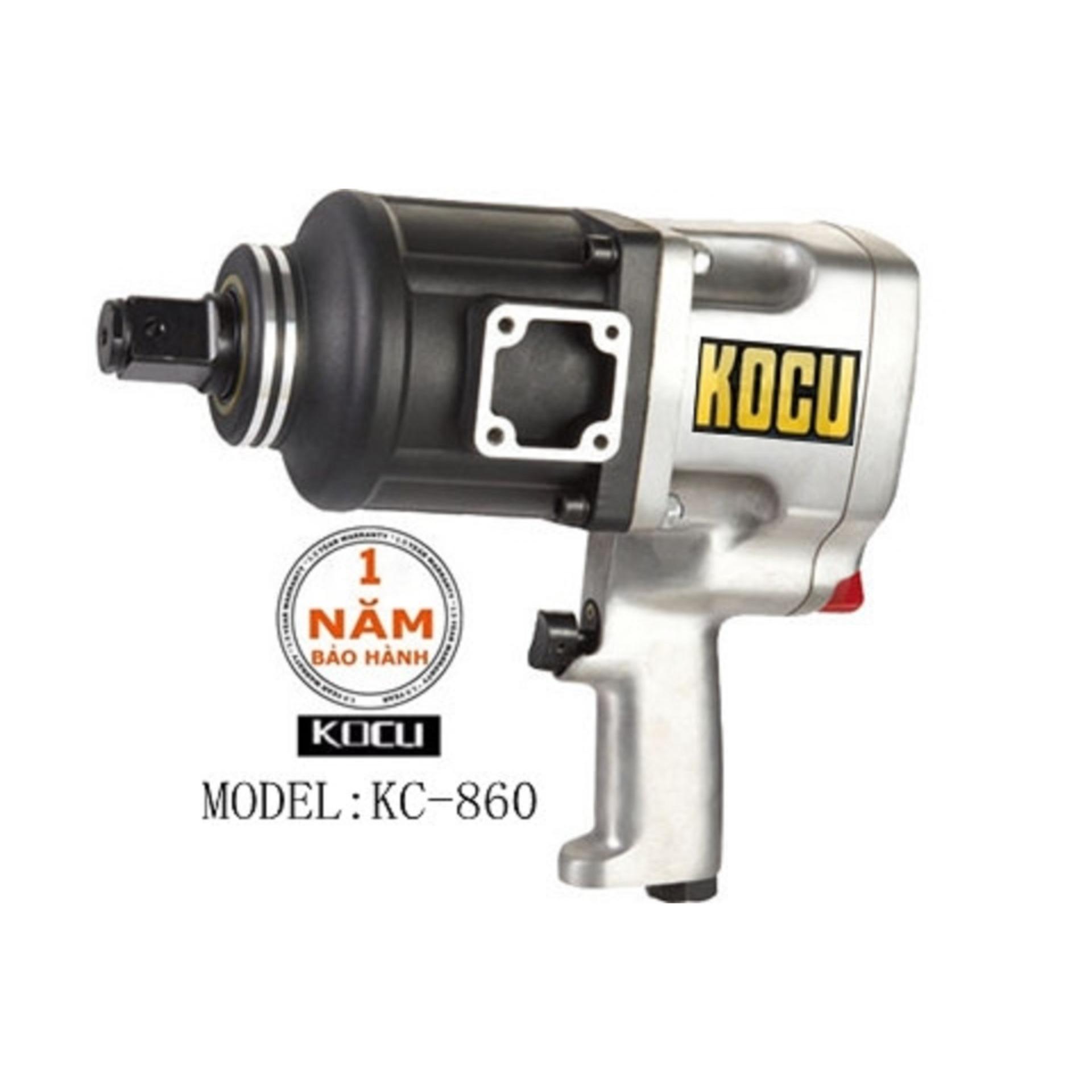 VẶN BULÔNG 1''INCH NGẮN KOCU MODEL: KC-860