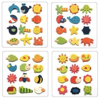 Bộ 12 sinh vật có nam châm thumbnail