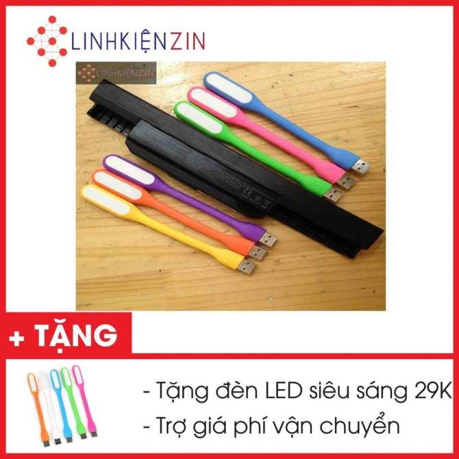 Hình ảnh Pin Laptop Asus K43SA K43SC K43SD K43SJ K43SV Tặng đèn LED USB