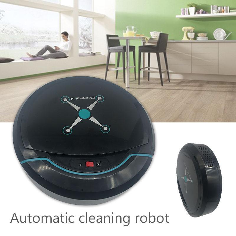 Thông minh Hộ Gia Đình-Tự Động Thông Minh Mới Nhất Bán Chất lượng Cao Càn Quét Robot Máy Lau Sàn Công Cụ (USB chế độ sạc)