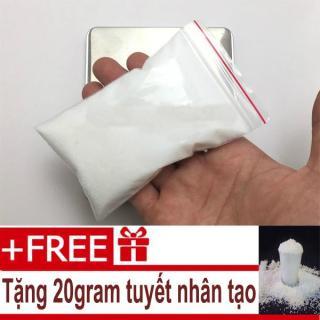 Borax Mỹ 100Gram - Tặng 20gram tuyết nhân tạo - Nguyên Liệu Làm Slime thumbnail