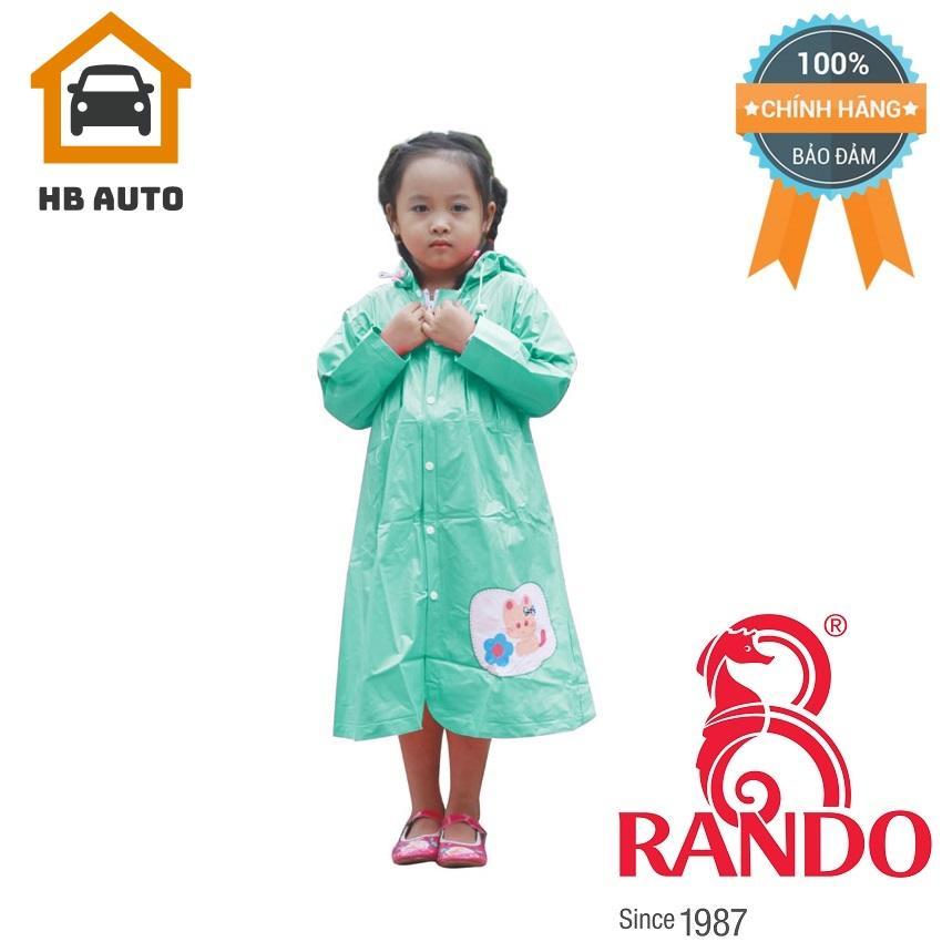 Áo mưa trẻ em Mèo con Rando CPPS-11 Size 1 0.8 – 0.9m