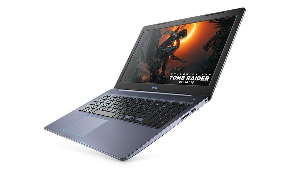 Laptop Gaming Dell G3 15-3579_I7-8750H_8GB_1TB_SSD 128GB_VGA 4GB_BLACK