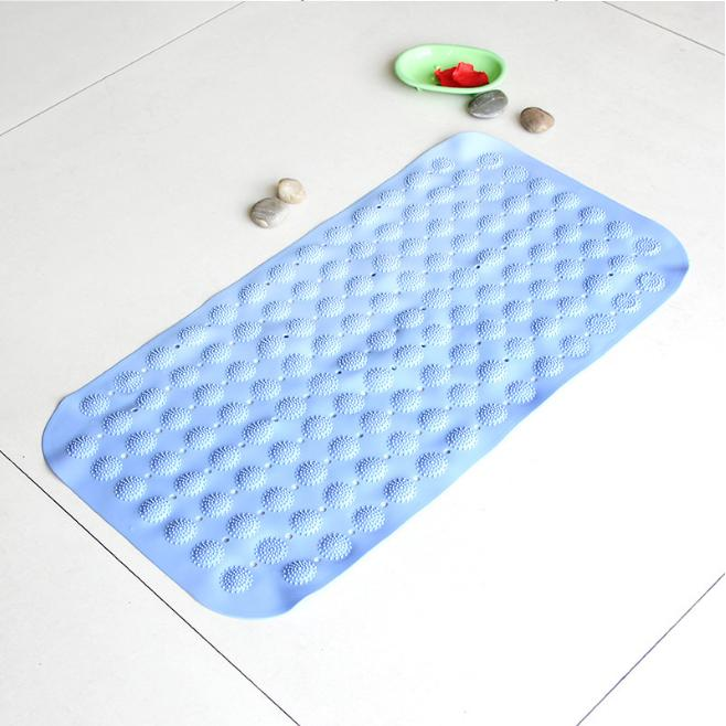 thảm giậm chân chống trơn trượt nhà tắm 36x67 cm ( nhiều màu )