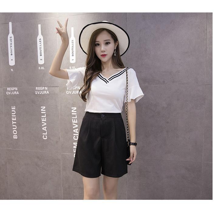 Quần Sọt (Short) Đùi Thời Trang Hàn Quốc Mới - BT Fashion