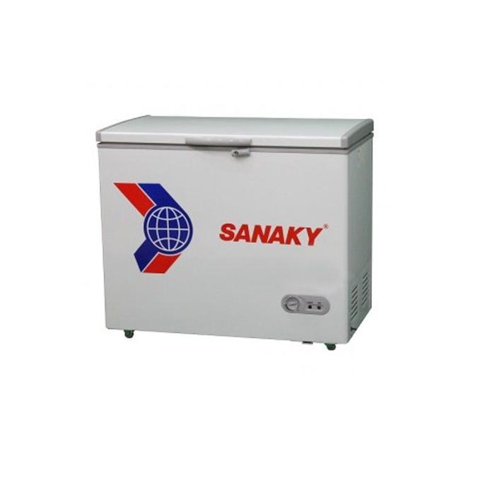 Tủ đông Sanaky VH-225HY2, 1 ngăn đông, 1 cánh, 170 lít