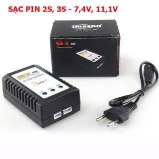 Bộ sạc pin cân bằng B3 chuyên dụng cho pin 2S, 3S (pin 7,4V và pin 11,1V) thumbnail
