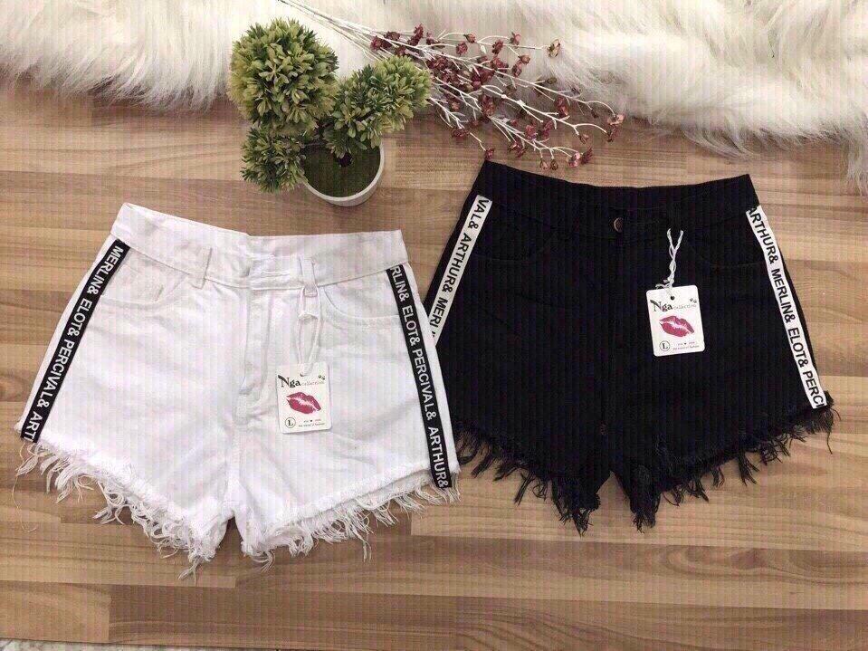 Quần Shorts Jeans Nữ siêu đẹp