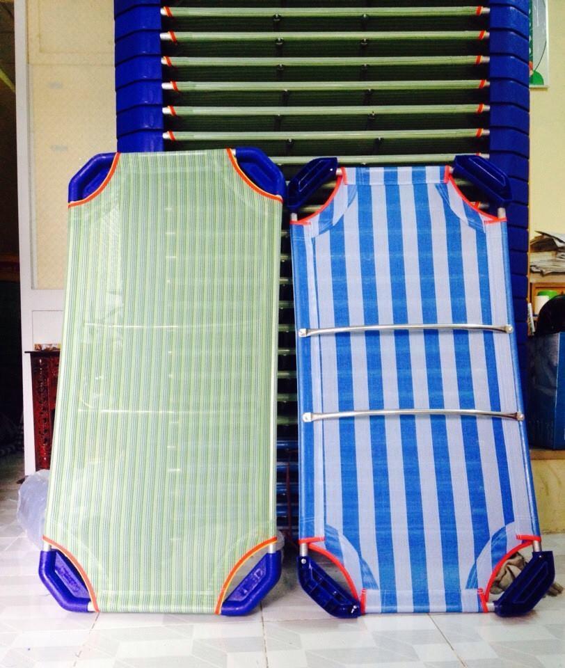 Giường lưới cho bé ngủ