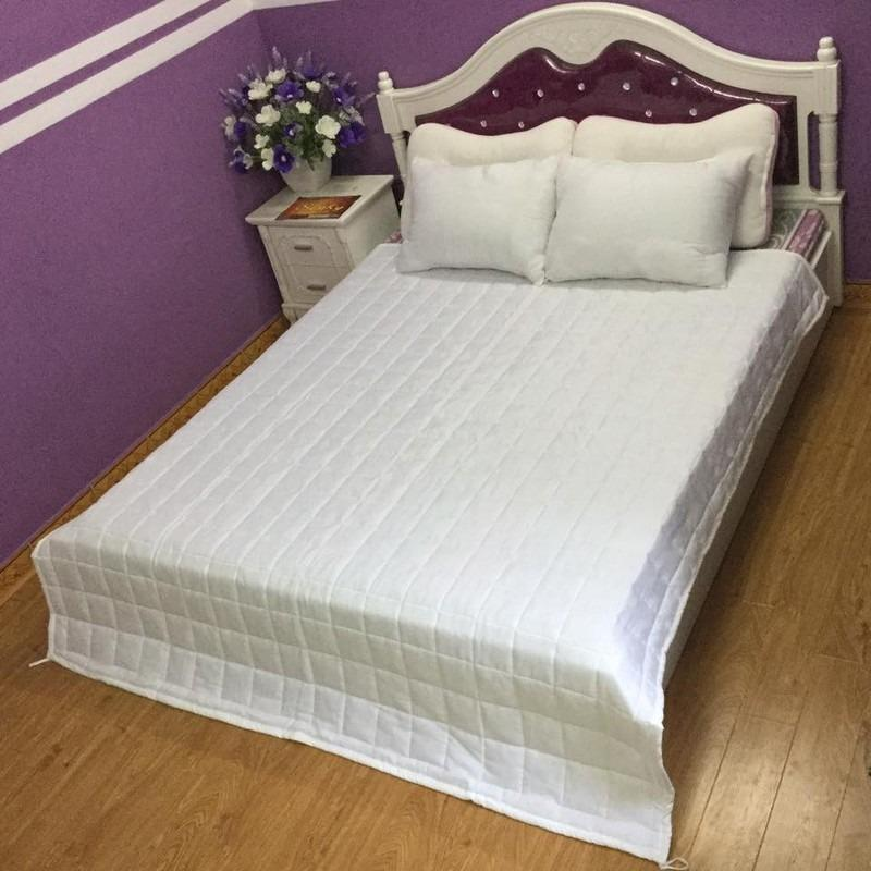 Ruột chăn (mền) cotton pha lụa 1.6m-1.8m-2m-2.2m