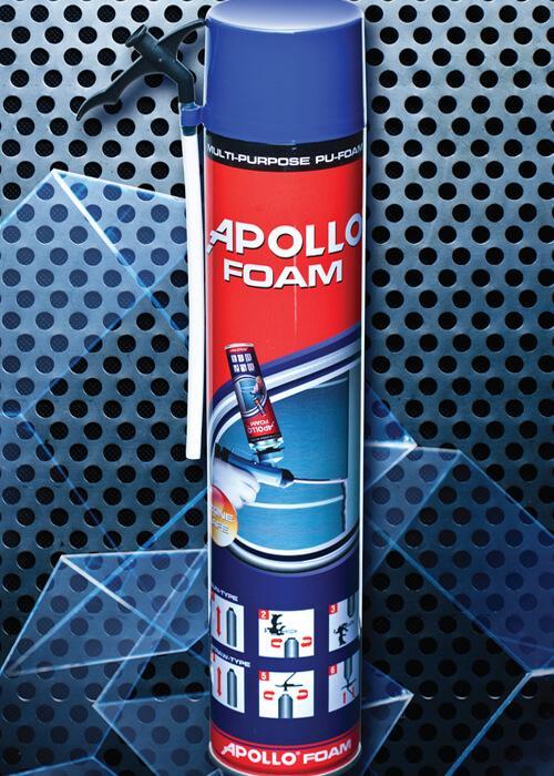 Keo Bọt Trương Nở Apollo Foam - Chất Trám Khe