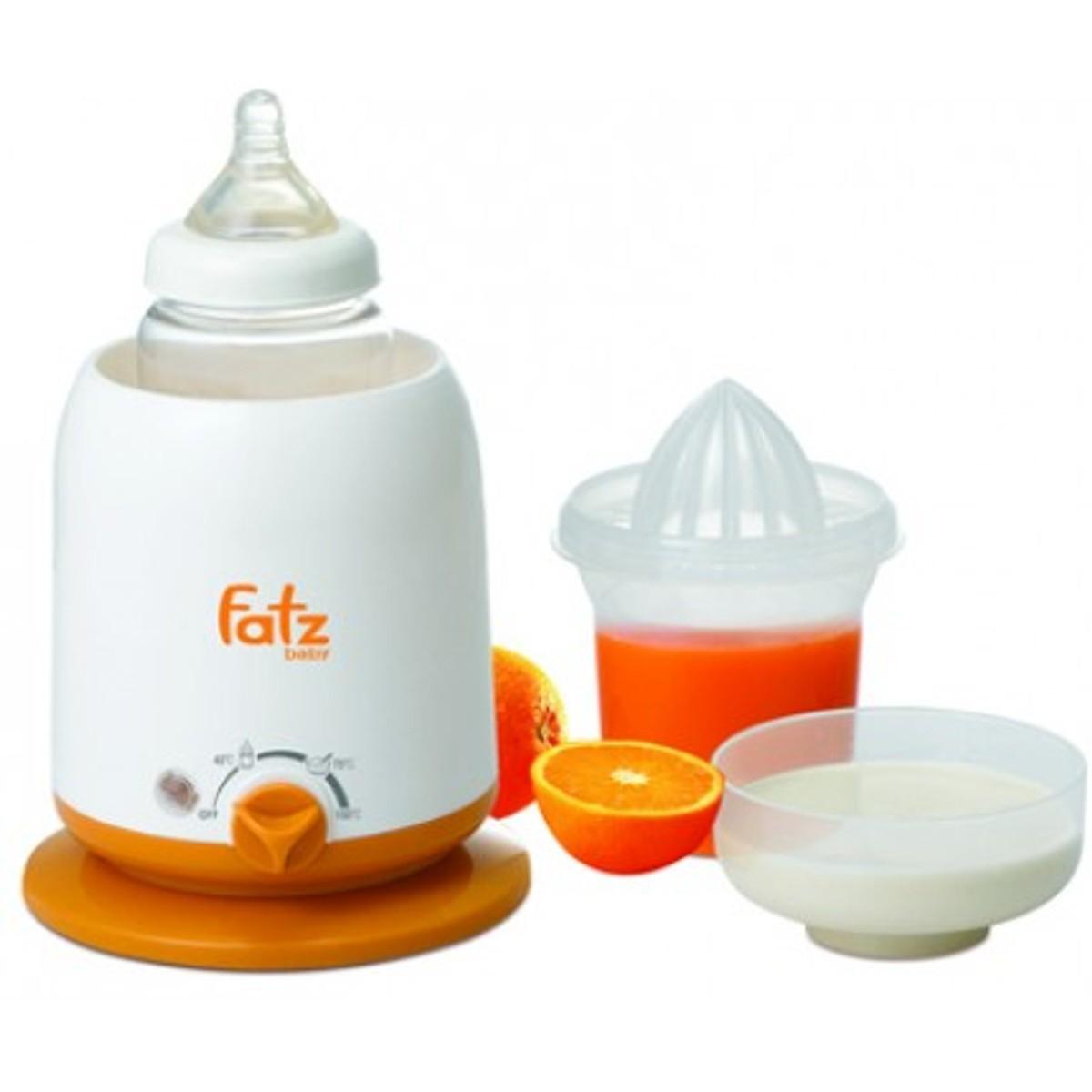 Máy hâm sữa và thức ăn 4 chức năng Fatz...