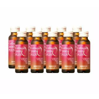sản phẩm Nước Collagen 20000 Plus chống lão hóa làm đẹp da Exbeaute thumbnail