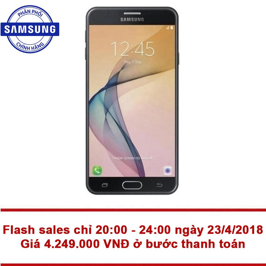 Samsung Galaxy J7 Prime 32GB RAM 3GB (Đen) - Hãng phân phối chính thức