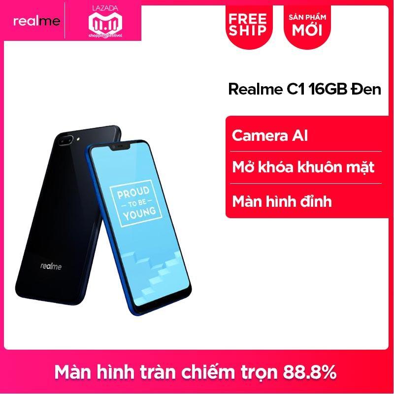 Realme C1 16GB RAM 2GB - Hãng phân phối chính thức
