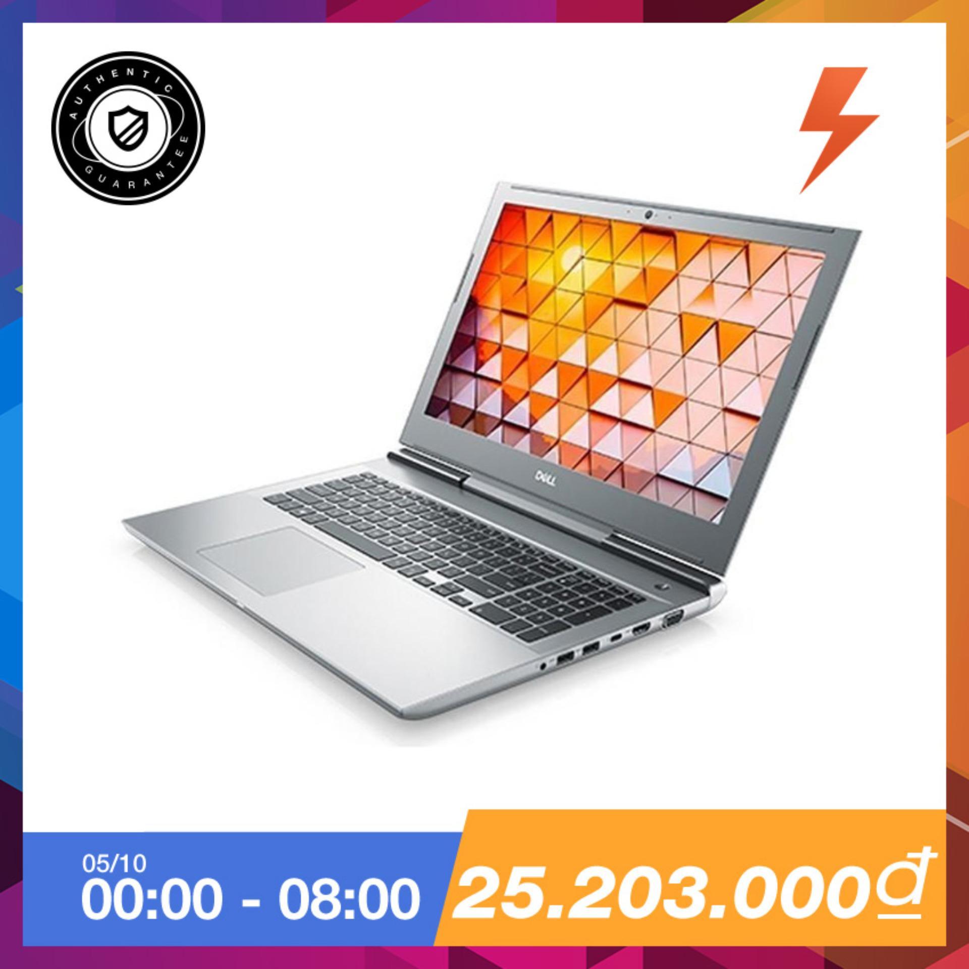 Laptop DELL Vostro 7570 70138566 Core i7-7700HQ Ram 8GB 1TB 15.6