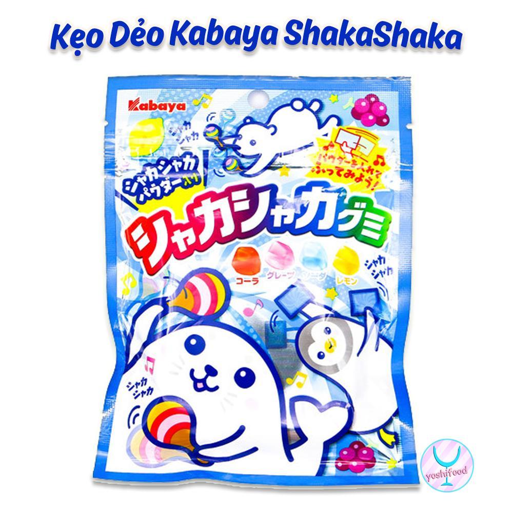 Kẹo Kabaya Shaka Shaka Nhật Bản