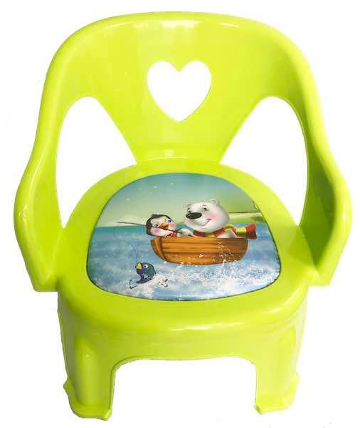 Ghế dựa Baby có nệm 01 HSS