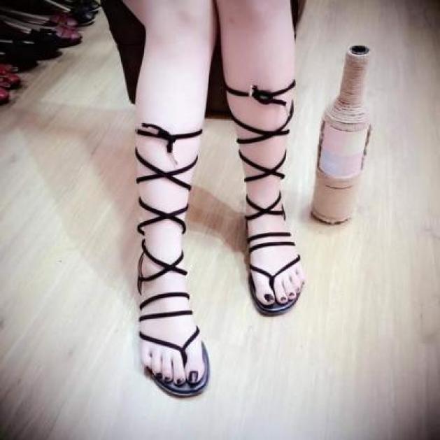 Giày Sandal Kẹp Chiến Binh DD01 giá rẻ