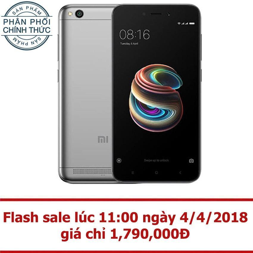 Xiaomi Redmi 5A 16GB Ram 2GB - Hãng phân phối chính thức