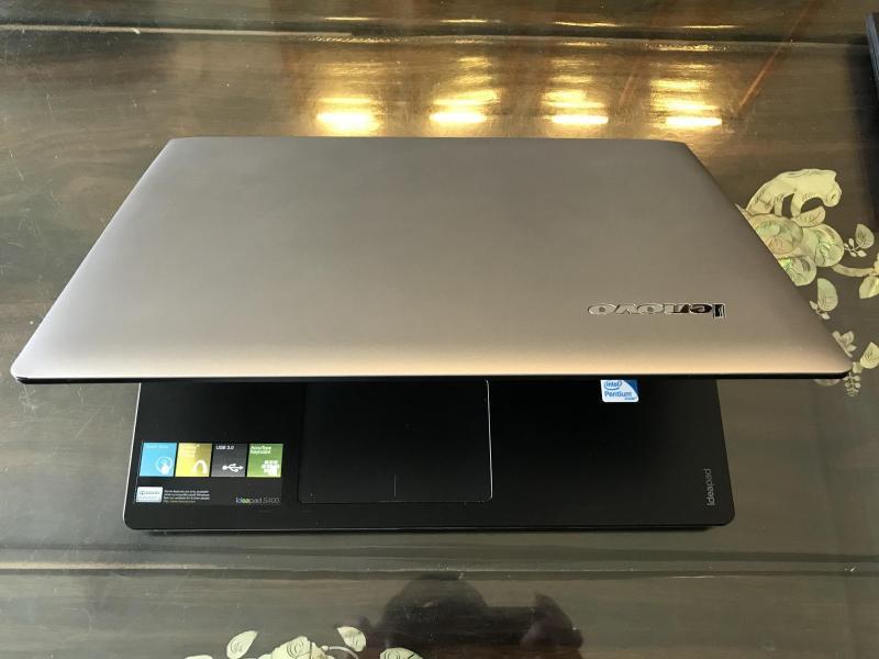 Laptop Lenovo S400 siêu mỏng Core i3 gen 3 Ram 4Gb