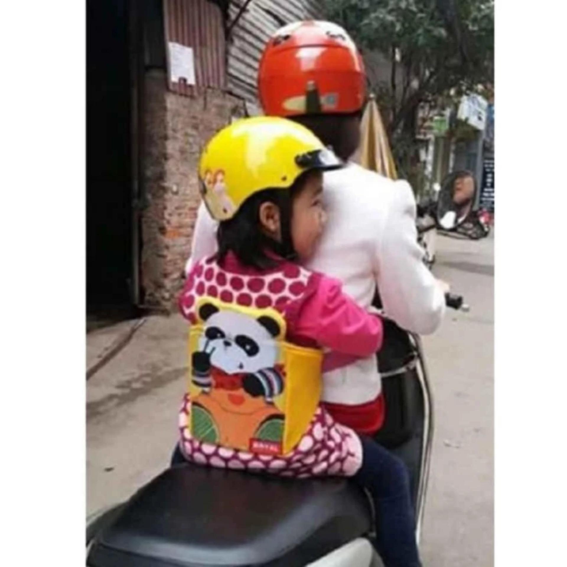 Đai an toàn trẻ em đi xe máy Royal S413