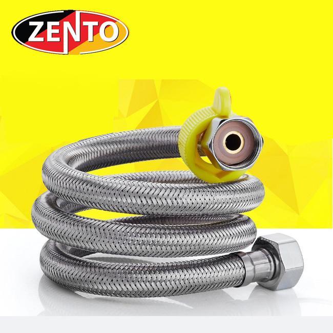 Bộ 2 dây cấp nước nóng lạnh Zento ZDC4011