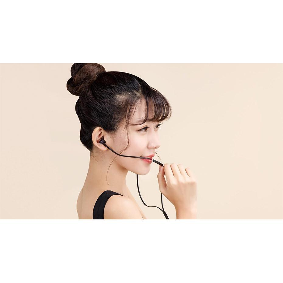 Tai nghe Xiaomi Mi In-Ear Headphones Basic 2016 (Đen)
