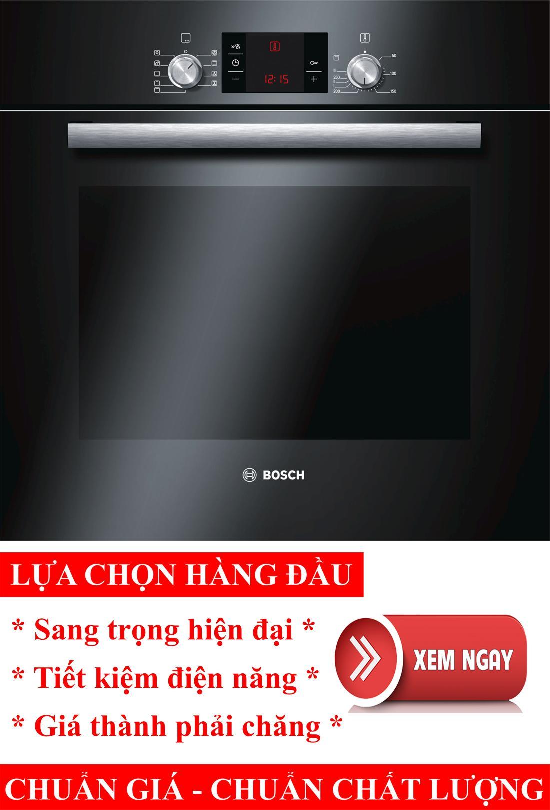 Lò nướng điện đa năng Bosch HBA43S360E, lò nướng điện, lò nướng bánh, lò nướng thủy tinh, lò nướng bánh mì, lò nướng bánh bông lan