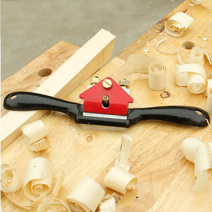 Bào gọt gỗ mini bằng tay