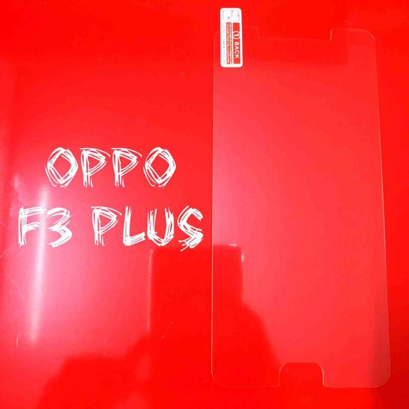 Miếng Dán Cường Lực Oppo F3 Plus Trong Suốt