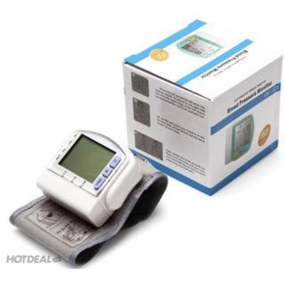 Máy đo huyết áp Cổ Tay CK-102S thumbnail