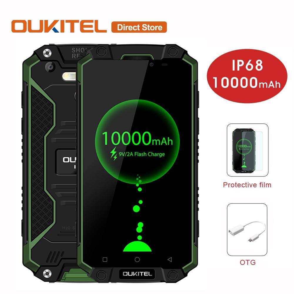 Oukitel K10000 Max - Chống nước, chống sốc, pin 10000mAh