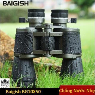 Ống nhòm Nga Baigish BG10X50 đặc chủng nhìn ngày và đêm phối hợp kính thiên văn độ nét cao loại 10X50 1000m -Kingshop nhập thumbnail