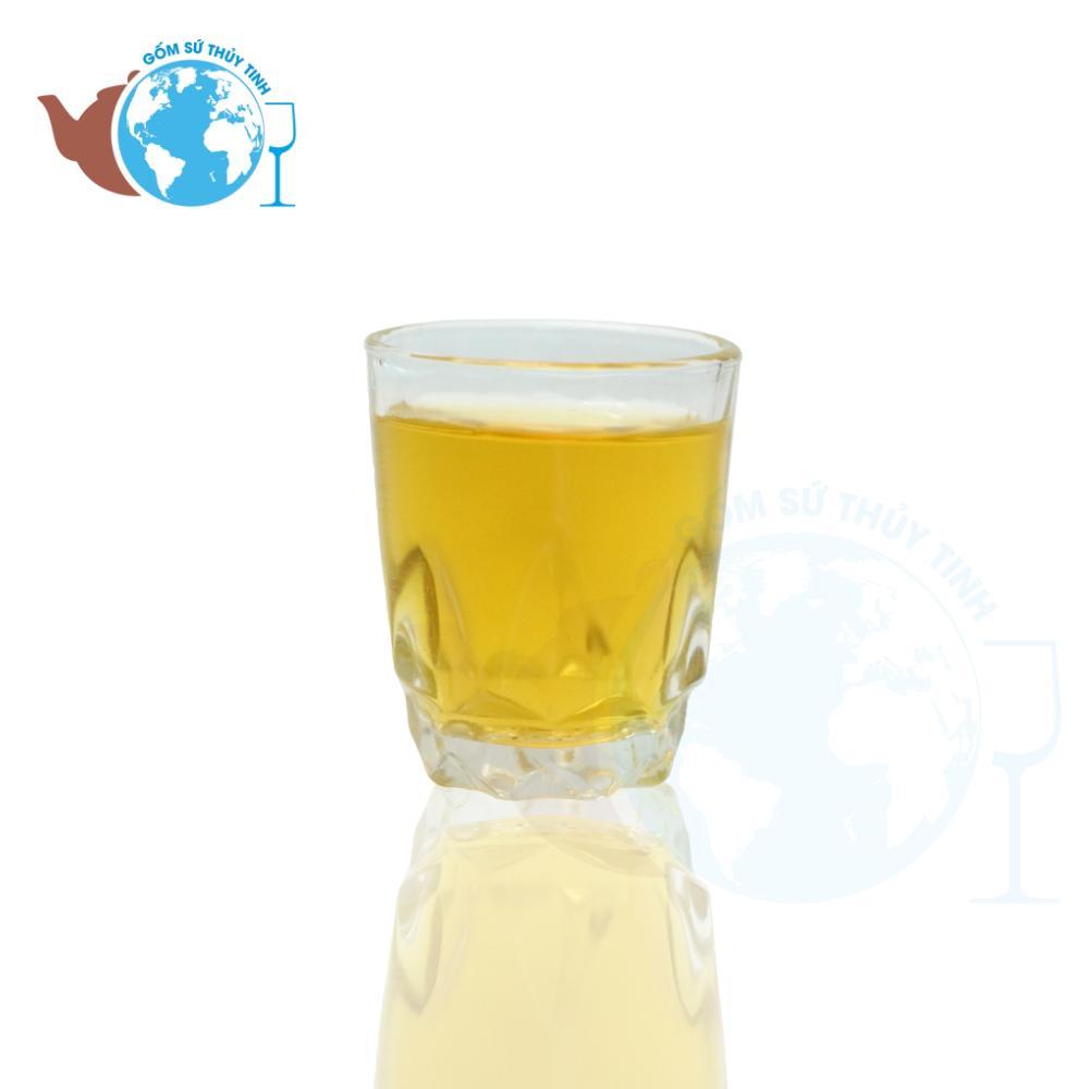 12 ly thủy tinh uống trà nhỏ kim cương 70ml - 14KCTVP Việt Nam